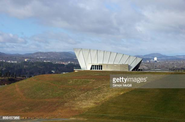 The Margaret Whitlam Pavilion, National Arboreatum Canberra, Canberra, Australian Capital Territory, Australia