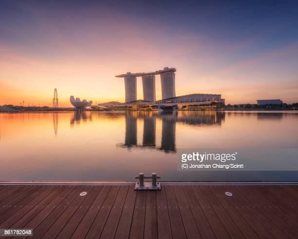The Marina Bay