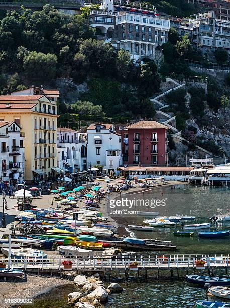 The Marina Grande of Sorrento