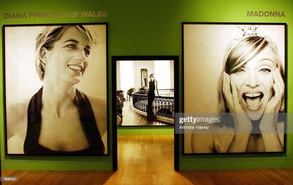 Mario Testino Photography Exhibition : News Photo