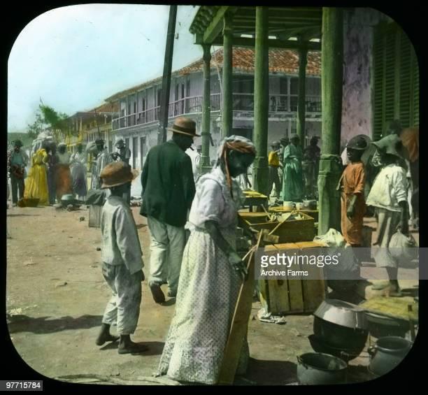 The Market Kingston Jamaica