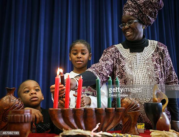 The Markham African Caribbean Canadian Association's Kwanzaa celebration took place Saturday afternoon at the Milliken Mills High School December 14...