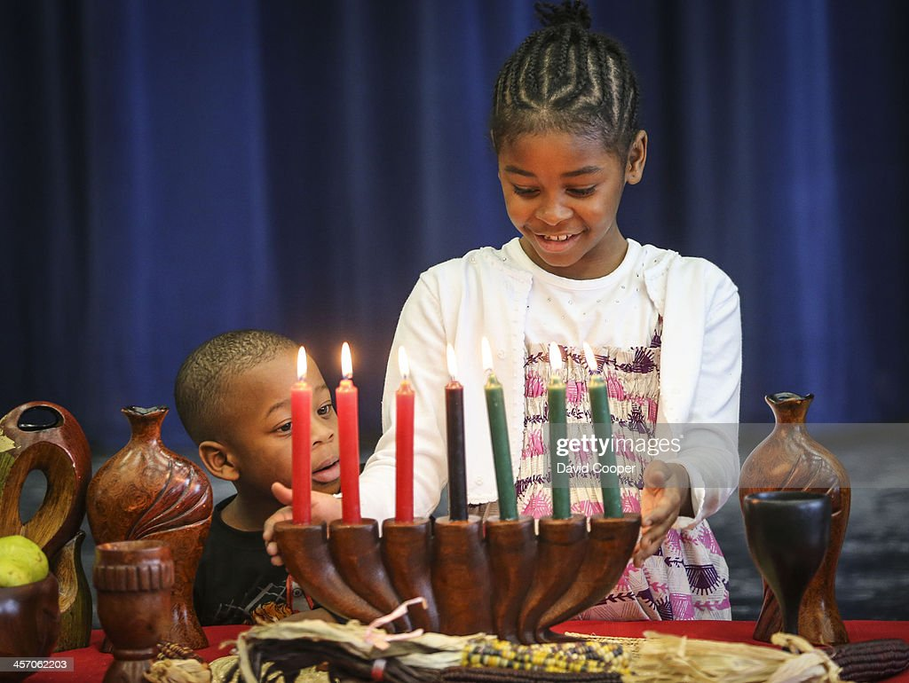 The Markham African Caribbean Canadian Association's Kwanzaa celebration took place Saturday afternoon at the Milliken Mills High School, December 14, 2013.