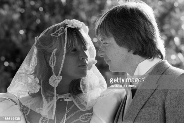 The Marriage Of Didier Pironi And Catherine Bleynie