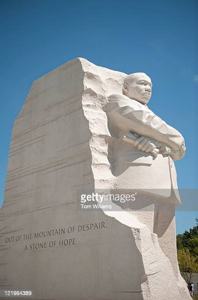 The Martin Luther King Jr Memorial memorial a tribute to the civil rights leader is located on the Tidal Basin The memorial is open to viewing by the...