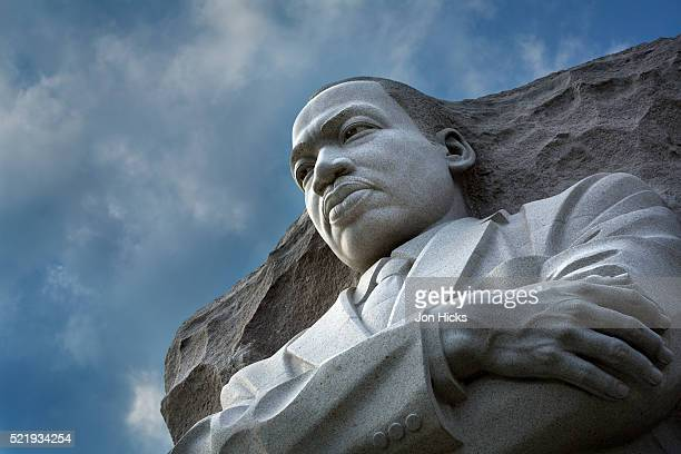 The Martin Luther King Jr Memorial, Washington, DC.