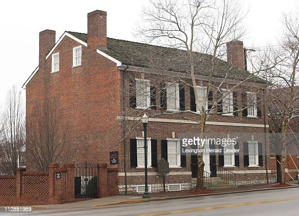 The Mary Todd Lincoln house is located in Lexington Kentucky January 29 2008