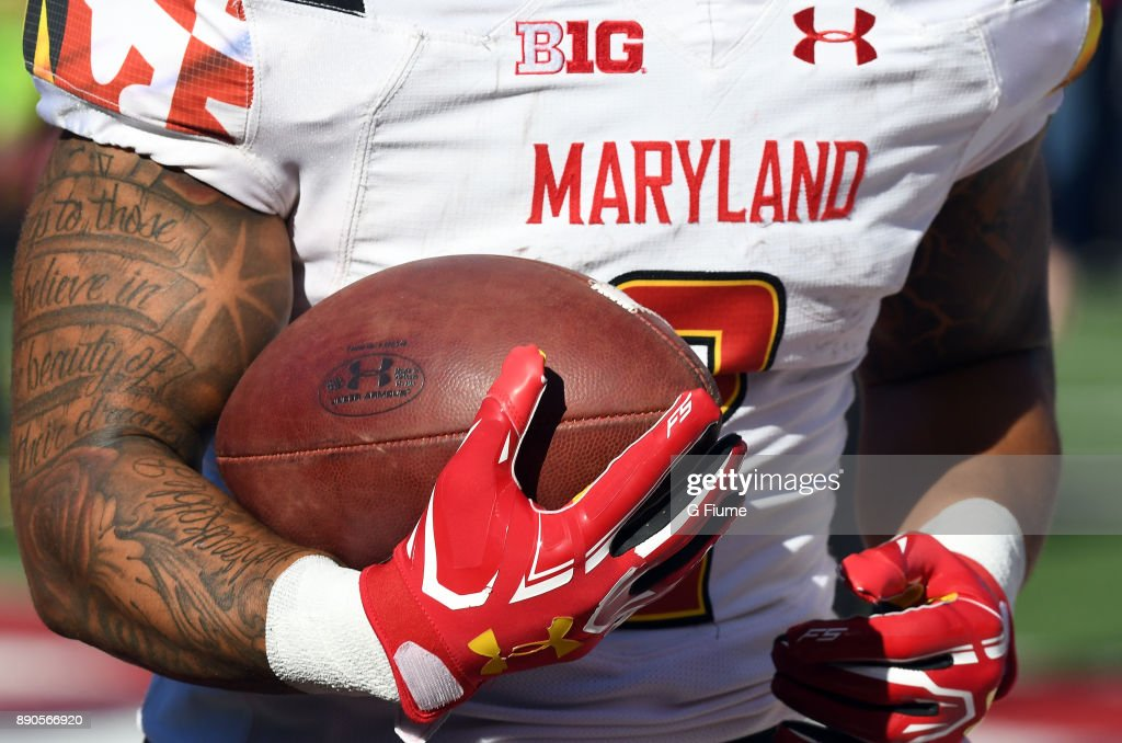 Maryland v Wisconsin : News Photo