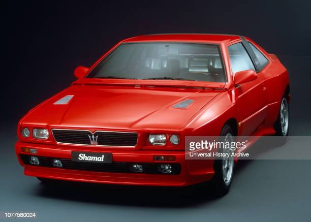 The Maserati Shamal , two-door coupe produced by Italian car manufacturer Maserati from 1990 to 1996. In keeping with an established Maserati...