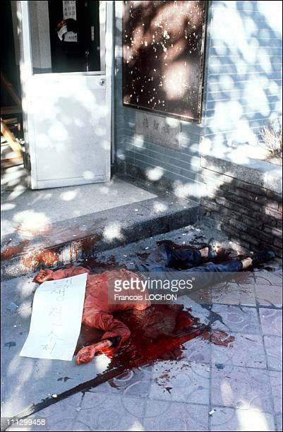 The massacre in Kwangju in which over 2000 people most of them young students were killed and many more injured tortured imprisoned by the South...