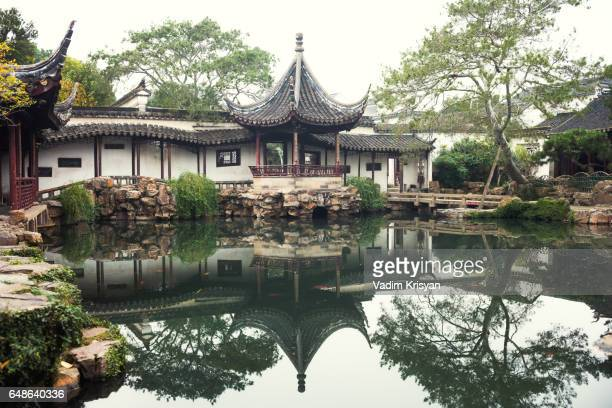 the master of nets garden, suzhou - vadim krisyan stock pictures, royalty-free photos & images