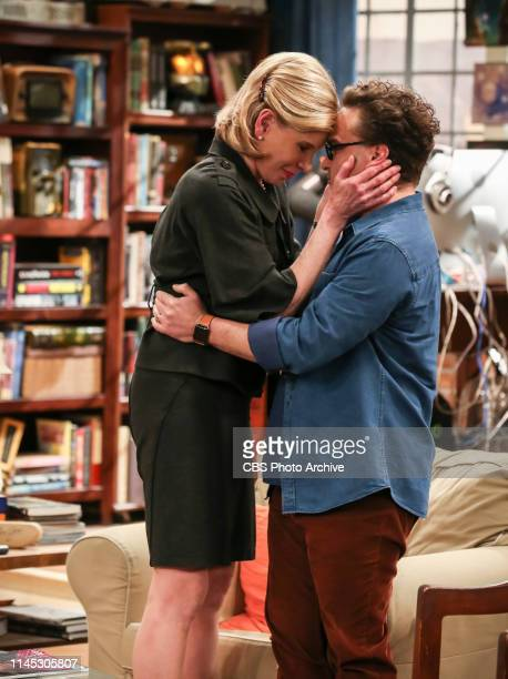 The Maternal Conclusion Pictured Beverly and Leonard Hofstadter Leonard is pleasantly surprised when Beverly comes to visit and she's genuinely kind...