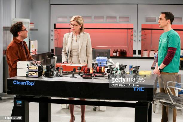 The Maternal Conclusion Pictured Leonard Hofstadter Beverly and Sheldon Cooper Leonard is pleasantly surprised when Beverly comes to visit and she's...