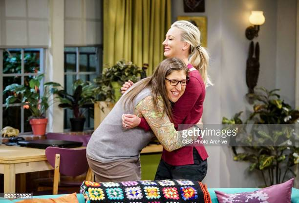 'The Matrimonial Metric' Pictured Amy Farrah Fowler and Penny To discover who would be most qualified to be best man and maid of honor at their...