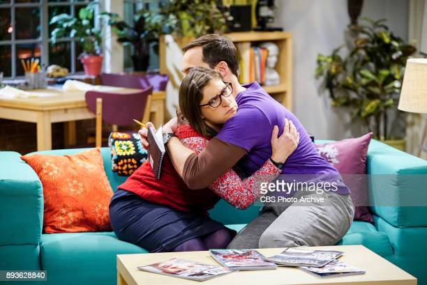 'The Matrimonial Metric' Pictured Amy Farrah Fowler and Sheldon Cooper To discover who would be most qualified to be best man and maid of honor at...