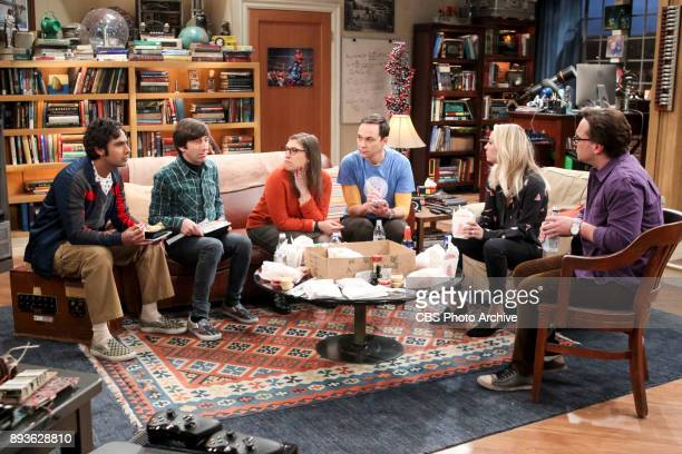'The Matrimonial Metric' Pictured Rajesh Koothrappali Howard Wolowitz Amy Farrah Fowler Sheldon Cooper Penny and Leonard Hofstadter To discover who...