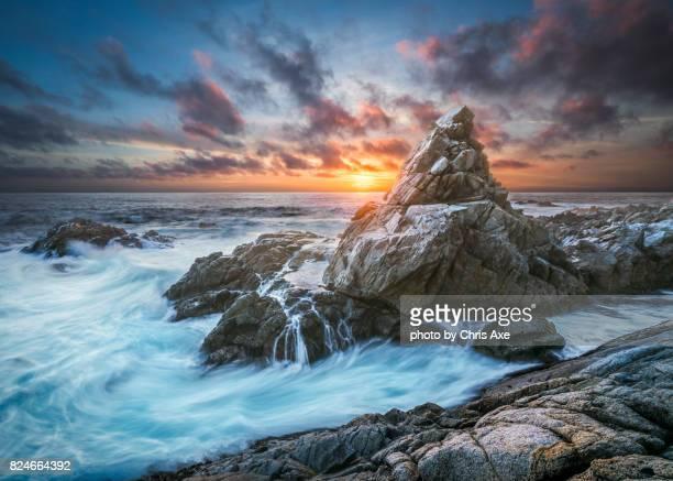 The Matterhorn Rock - Big Sur, CA