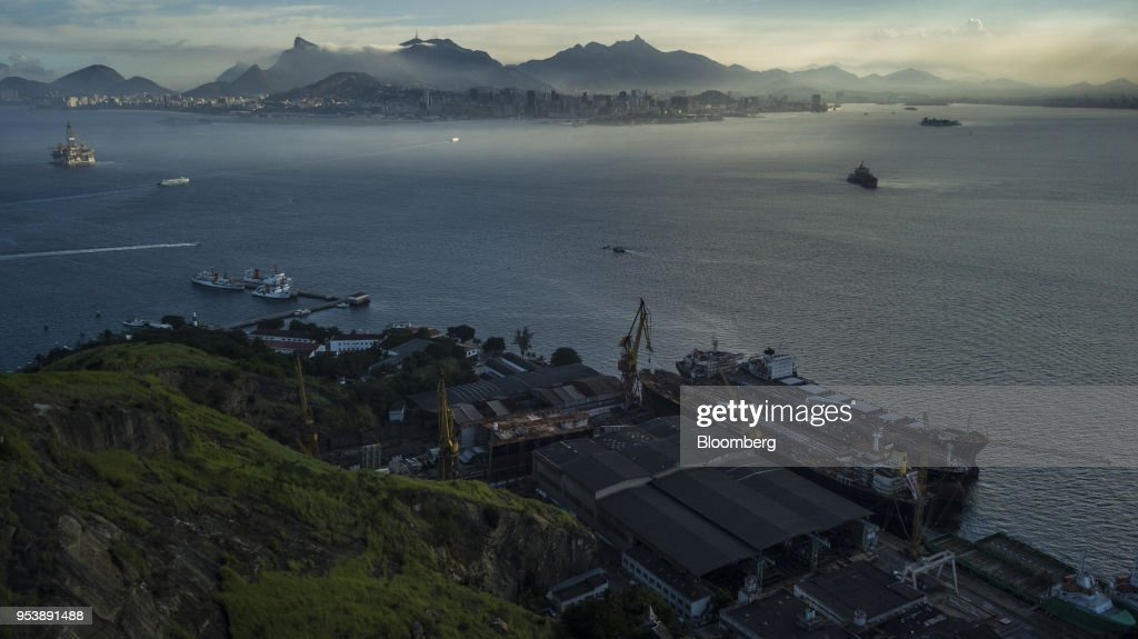 BRA: Maua Shipyard And Offshore Drilling Rigs Ahead Of Industrial Production Figures