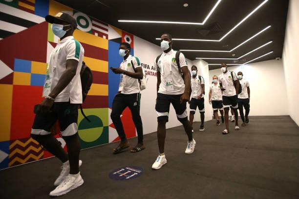 QAT: Mauritania v Yemen - FIFA Arab Cup Qatar 2021 Qualifiers