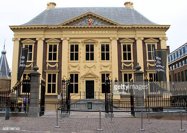 The Mauritshuis is an art museum in The Hague in the Netherlands