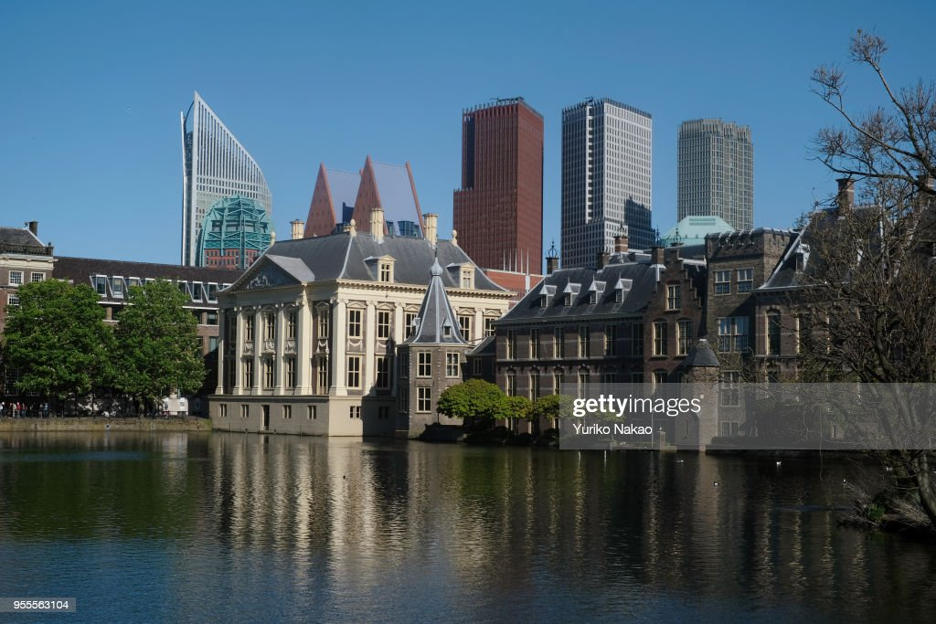 Hague General View : News Photo