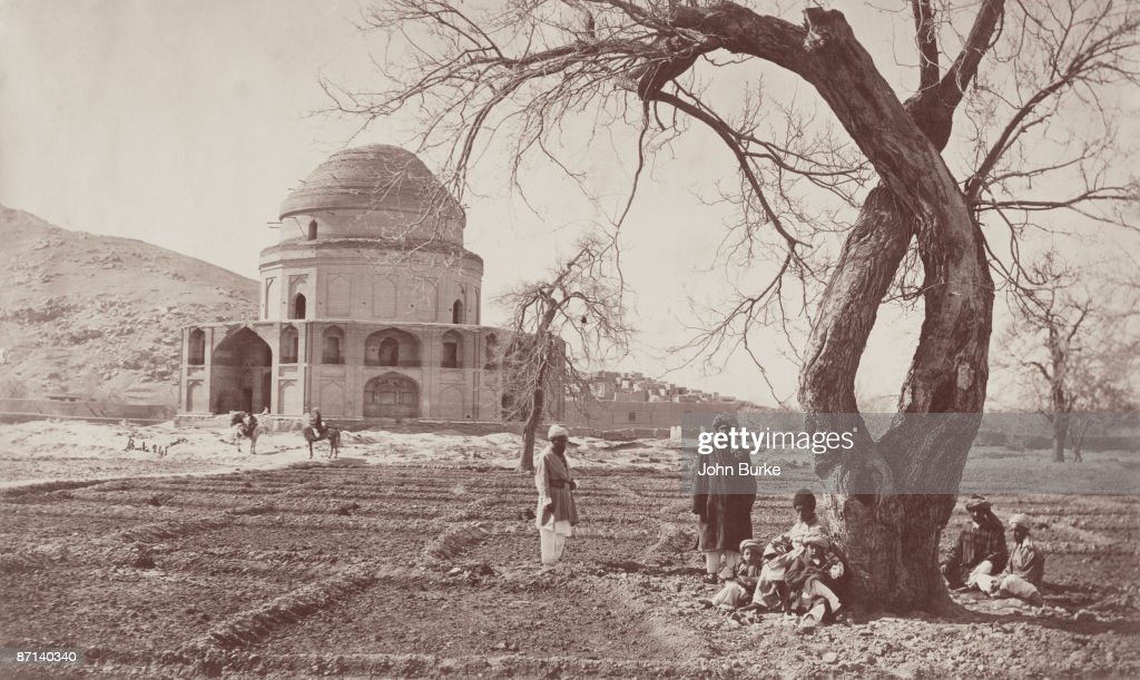 Timur Shah Mausoleum : News Photo