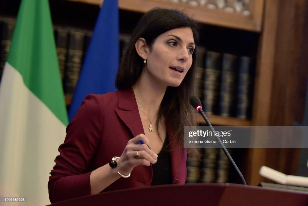 Italian Daily Politics 2020 : News Photo