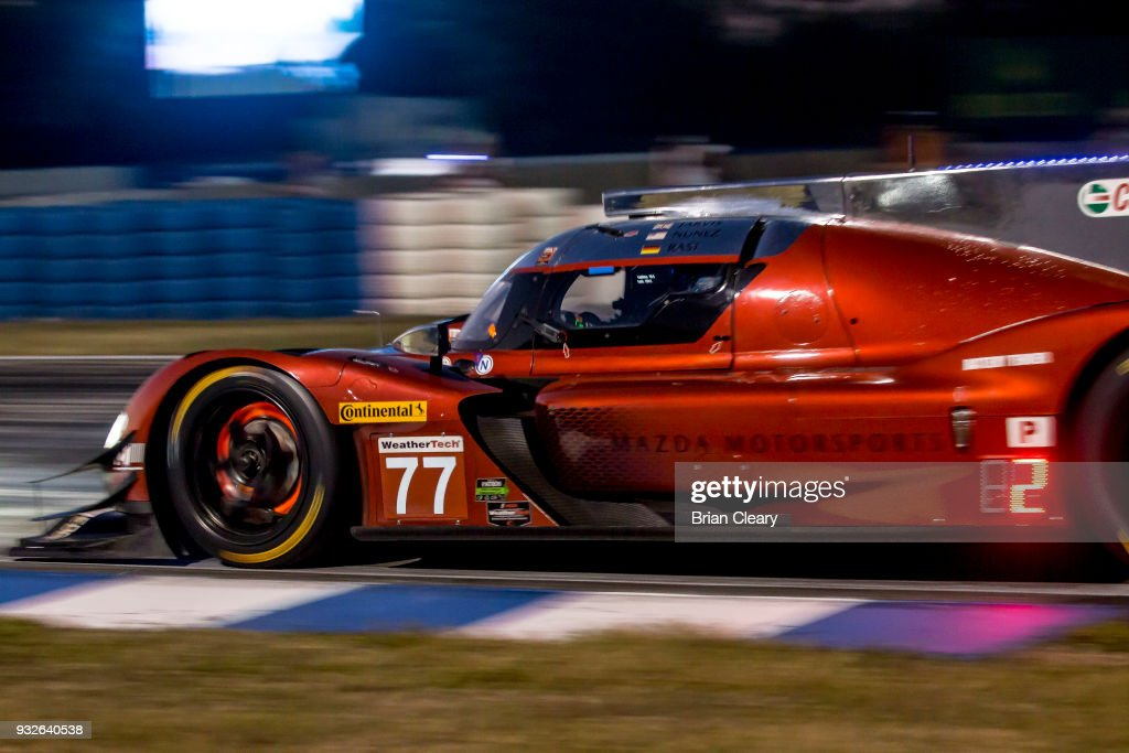 66th Annual Mobil 1 Twelve Hours of Sebring presented by Advance Auto Parts : News Photo