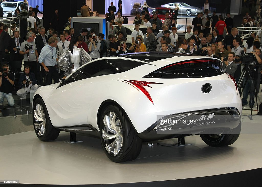 2008 Moscow International Automobile Exhibition Pictures Getty Images