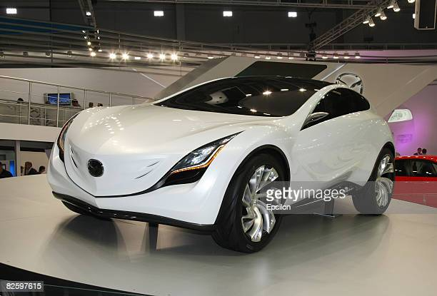 Mazda Kazamai Stock Photos And Pictures Getty Images