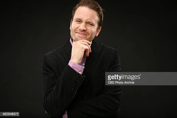 CBS' 'The McCarthys' actor Tyler Ritter poses for a portrait during CBS' 2014 Summer TCA tour at The Beverly Hilton Hotel on July 17 2014 in Beverly...