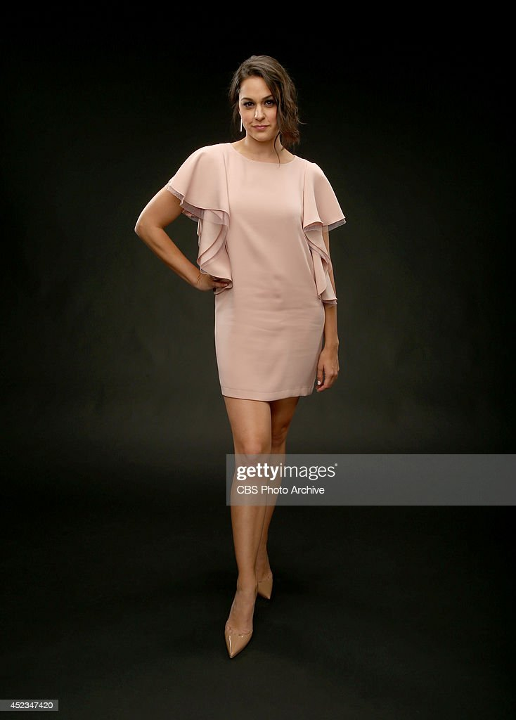 CBS' 2014 Summer TCA Tour Portraits