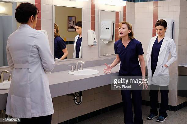 S ANATOMY 'The Me Nobody Knows' Grey Sloan Memorial not only welcomes a new transfer resident but also a patient who's the topic of conversation...