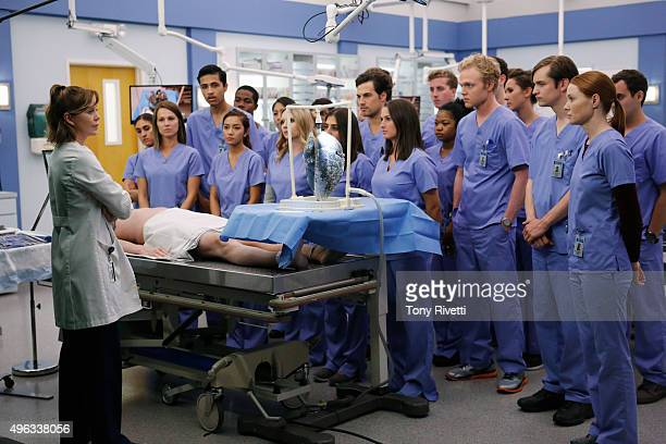 S ANATOMY The Me Nobody Knows Grey Sloan Memorial not only welcomes a new transfer resident but also a patient who's the topic of conversation after...