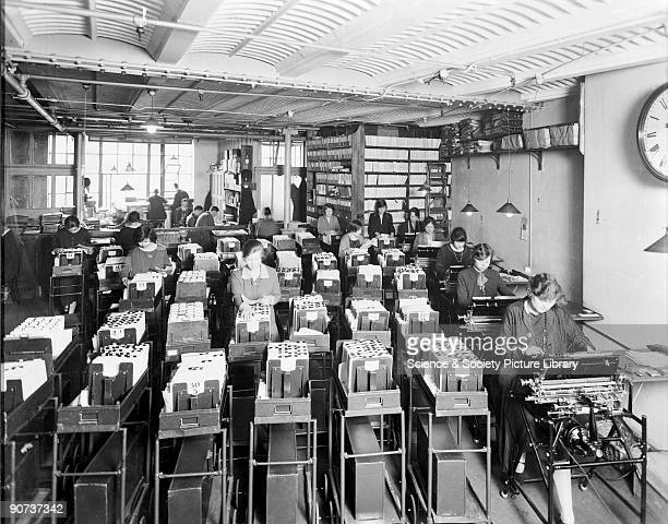 The mechanical calculator was an invaluable machine for office workers dealing with finances or statistics and was widely used during the first half...
