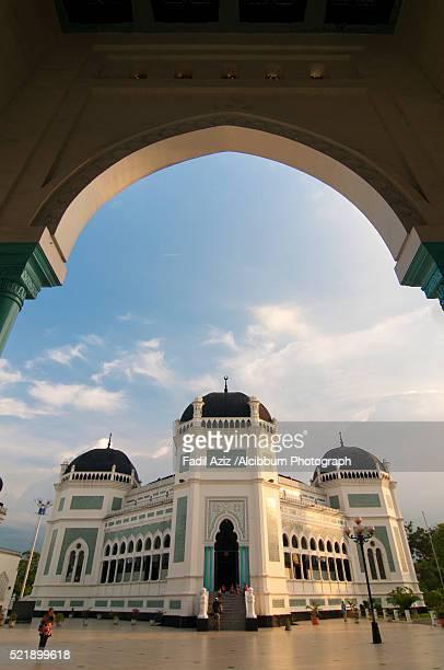 The Medan Grand Mosque
