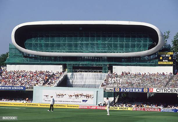 The Media Centre at Lord's Cricket Ground in London during the 2nd Test between England and South Africa 19th June 1998