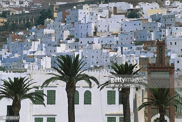The Medina of Tetouan Morocco