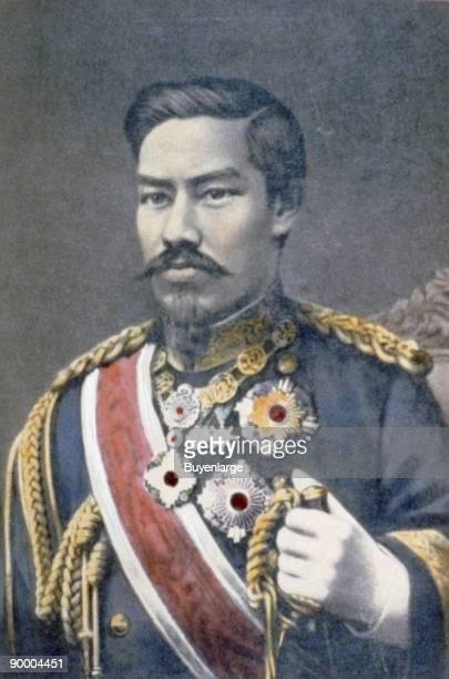 The Meiji period Meiji jidai or Meiji era denotes the 45year reign of the Meiji Emperor Mutsuhito running in the Gregorian calendar from 23 October...