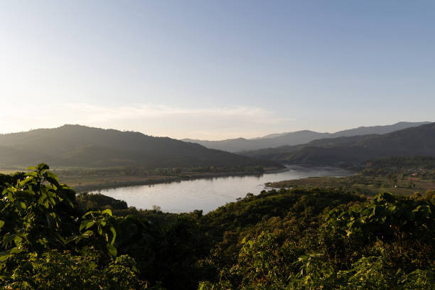 THA: Along the Mekong River in Thailand