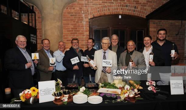 The Melting Pot of Red Bank owners Barry Berkowitz Bill Piercey Bob Johnston Jeff Nichols and Brian Neel Jesse Bongiovi Quenton Nelson The Amazing...
