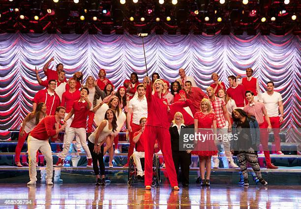 The members of New Directions take their final bows in the special twohour 2009/Dreams Come True Series Finale episode of GLEE airing Friday March 20...