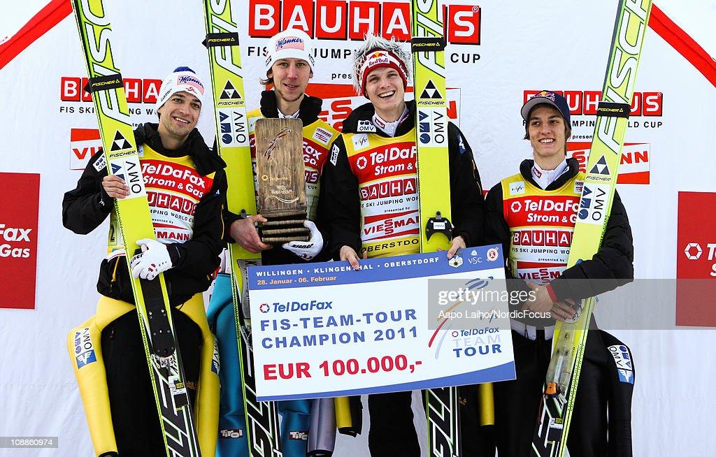 FIS Ski Jumping Team Tour 2011 - Day 3