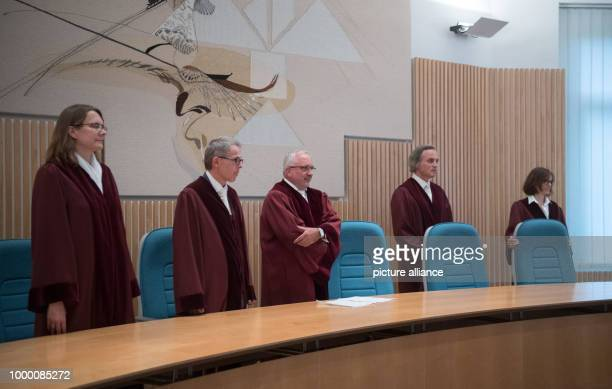 The members of the Seventh Civil Division of the Federal Court of Justice Christiane Grassnack Ulrich Kartzke Wolfgang Eick Andreas Jurgeleit and...