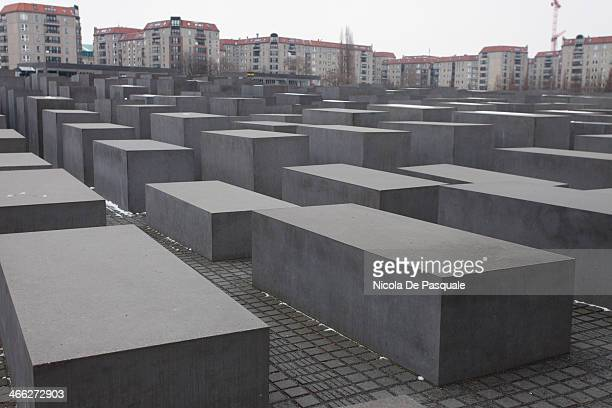CONTENT] The Memorial to the Murdered Jews of Europe one of the most evocative and controversial monuments to the Holocaust was designed by the...