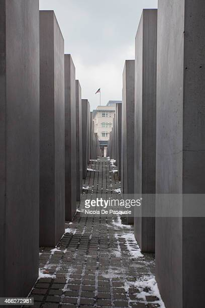 The Memorial to the Murdered Jews of Europe, one of the most evocative and controversial monuments to the Holocaust, was designed by the American...