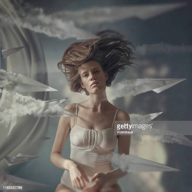 the memory's - surreal stock pictures, royalty-free photos & images