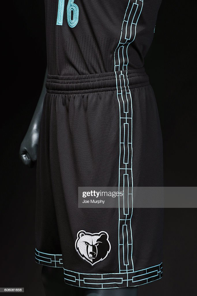competitive price e711f 42e18 The Memphis Grizzlies release new uniforms honoring the of ...