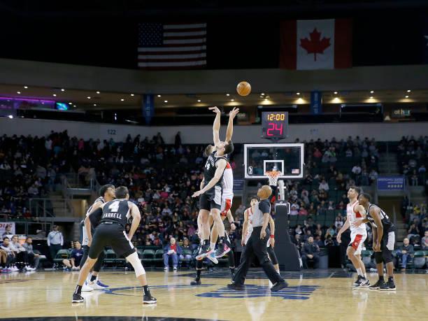 TX: Memphis Hustle v Austin Spurs