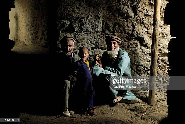 CONTENT] The men from the for away village called Machloo near Siachin Glacier Area are sitting in the only and lonely tunnel under the Historical...